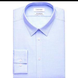 Calvin Klein non iron shirt